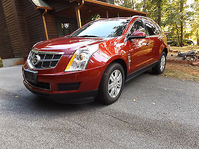 2012 Cadillac SRX Very low mileage 2012 Cadillac SRX