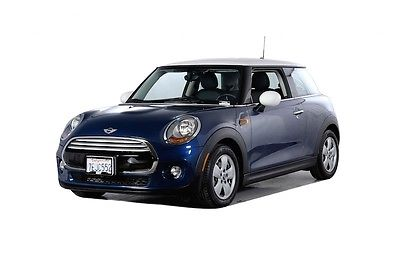 2014 Mini Cooper Base 2014 Mini Cooper Base 16010 Miles Blue 2D Hatchback 1.5L 12V TwinPower Turbo 6-S