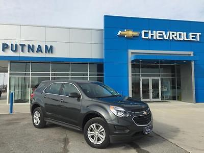 2017 Chevrolet Equinox LS Sport Utility 4-Door 2017, Equinox, New, Chevy, Chevrolet, Family Car