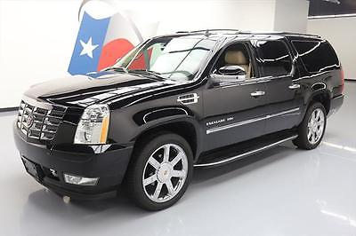 2014 Cadillac Escalade  2014 CADILLAC ESCALADE LUXURY AWD SUNROOF NAV 22'S 57K #153035 Texas Direct Auto