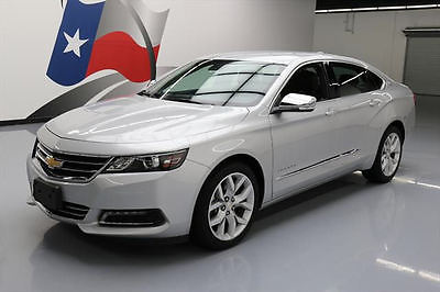 2016 Chevrolet Impala LTZ Sedan 4-Door 2016 CHEVY IMPALA LTZ 2LZ HTD LEATHER REAR CAM 22K MI #195323 Texas Direct Auto