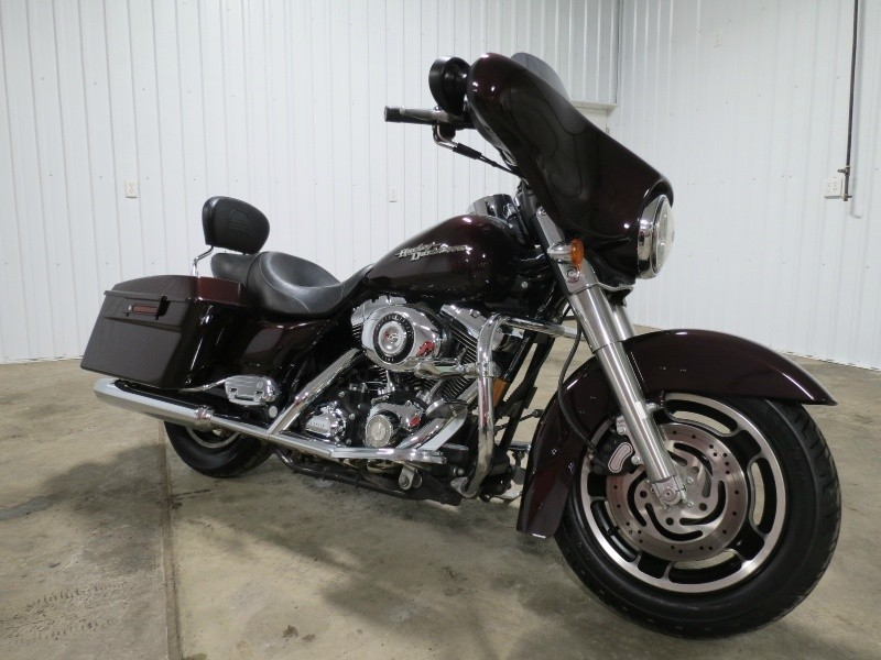 2007 Harley Davidson Street Glide