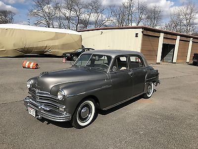 1949 Plymouth Special Deluxe Sedan 4 Door Sedan 1949 Plymouth Special Deluxe Sedan