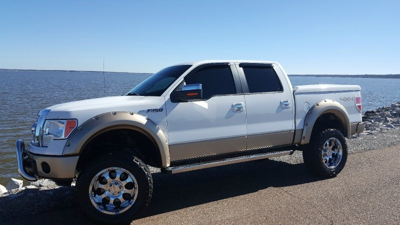 2011 Ford F-150 4WD SuperCrew 145 XL