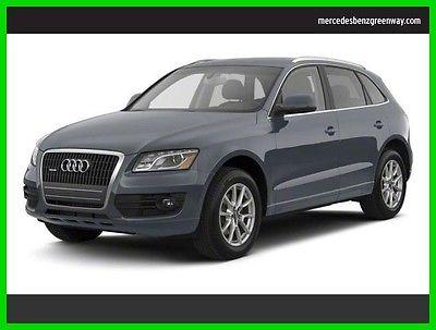 2011 Audi Q5 3.2L Prestige 2011 3.2L Prestige Used 3.2L V6 24V Automatic All Wheel Drive SUV Premium