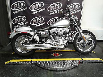 2004 Harley-Davidson Dyna 2004 Harley-Davidson FXD Super Glide