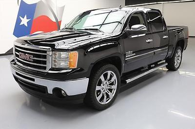 2012 GMC Sierra 1500  2012 GMC SIERRA SLE CREW TEXAS SIDE STEPS 22'S 67K MI #288339 Texas Direct Auto