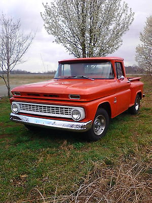 1963 Chevrolet C-10 Chevrolet. Step Side. Truck