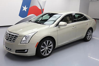 2014 Cadillac XTS Base Sedan 4-Door 2014 CADILLAC XTS 3.6L LEATHER BLUETOOTH XENONS 14K MI #317285 Texas Direct Auto
