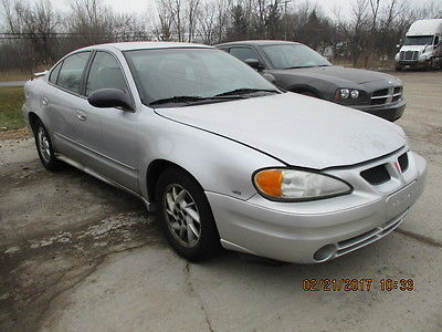 2003 Pontiac Grand Am GT 2003 pontiac grand am gt1 3.4l Engine & All Parts as one