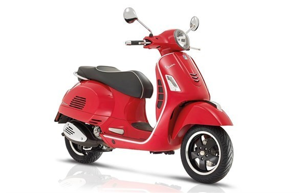 2017 Vespa GTS 300 Super ABS
