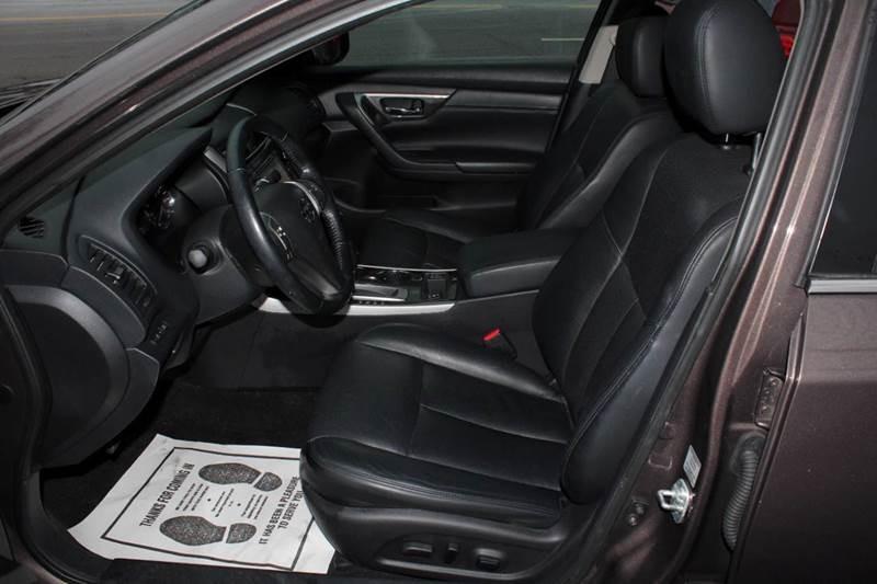 2014 Nissan Altima 2.5 SL 4dr Sedan