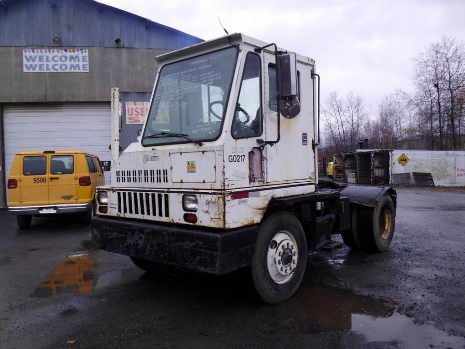 1999 Ottawa Yt50 Yard Spotter Truck