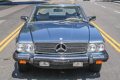1978 Mercedes-Benz SL-Class Mercedes Benz 450SL Mercedes-Benz 450SL
