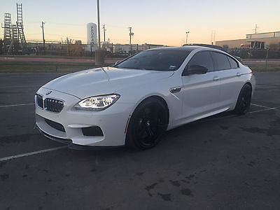2015 BMW M6 GRAN COUPE FLAWLESS 2015 BMW M6 GRAN COUPE with ONLY 6K Miles, Tuned, Air Intake, Exhaust