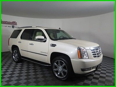 2007 Cadillac Escalade Base AWD V8 SUV Sunroof Heated Leather Interior 127087 Miles 2007 Cadillac Escalade Base AWD SUV Side Steps FINANCING AVAILABLE