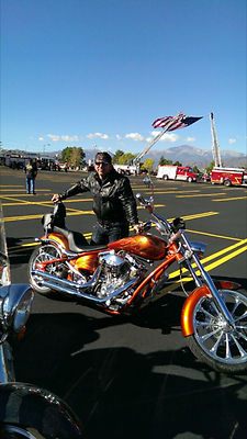 2007 Big Dog Mastiff Motorcycle