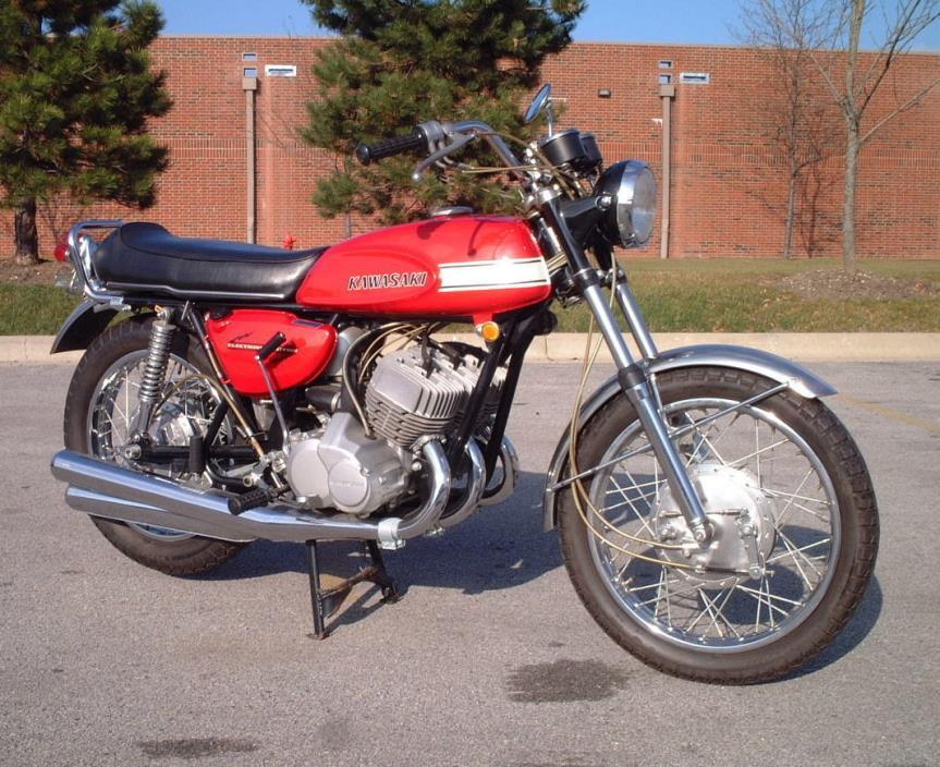1970 Kawasaki 500 H1 Motorcycles for sale