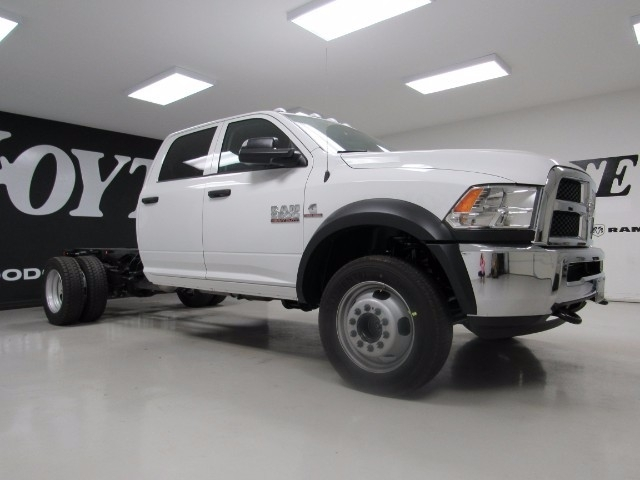 2017 Ram 5500 Chassis Cab  Pickup Truck