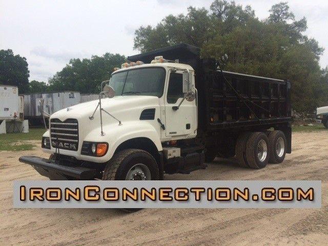2006 Mack Granite Dump Truck