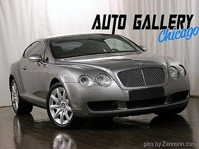 2005 Bentley Continental GT GT Coupe 2-Door 2005 Bentley GT