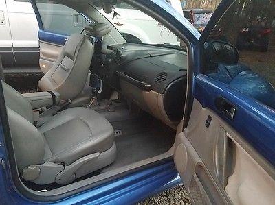 2000 Volkswagen Beetle - Classic GLS Hatchback 2-Door Deisel TDI 2000 Volkswagen Beetle GLS Hatchback 2-Door 1.9L