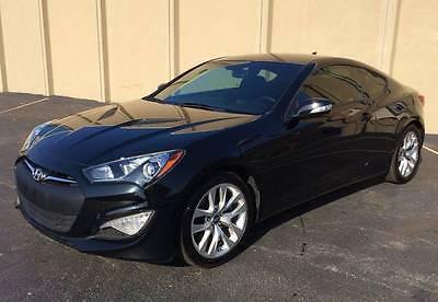 2015 Hyundai Genesis 3.8 2dr Coupe 2015 Hyundai Genesis 3.8 2dr Coupe 13,907 Miles
