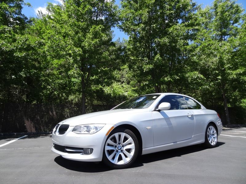 2012 BMW 3-Series  2012 BMW 328i Hardtop Convertible 16K miles BMW CPO thru 2018 or 100K miles