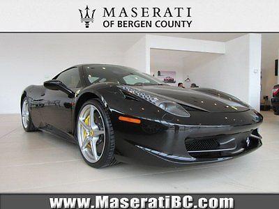 2013 Ferrari 458 -- 2013 Ferrari 458 Italia