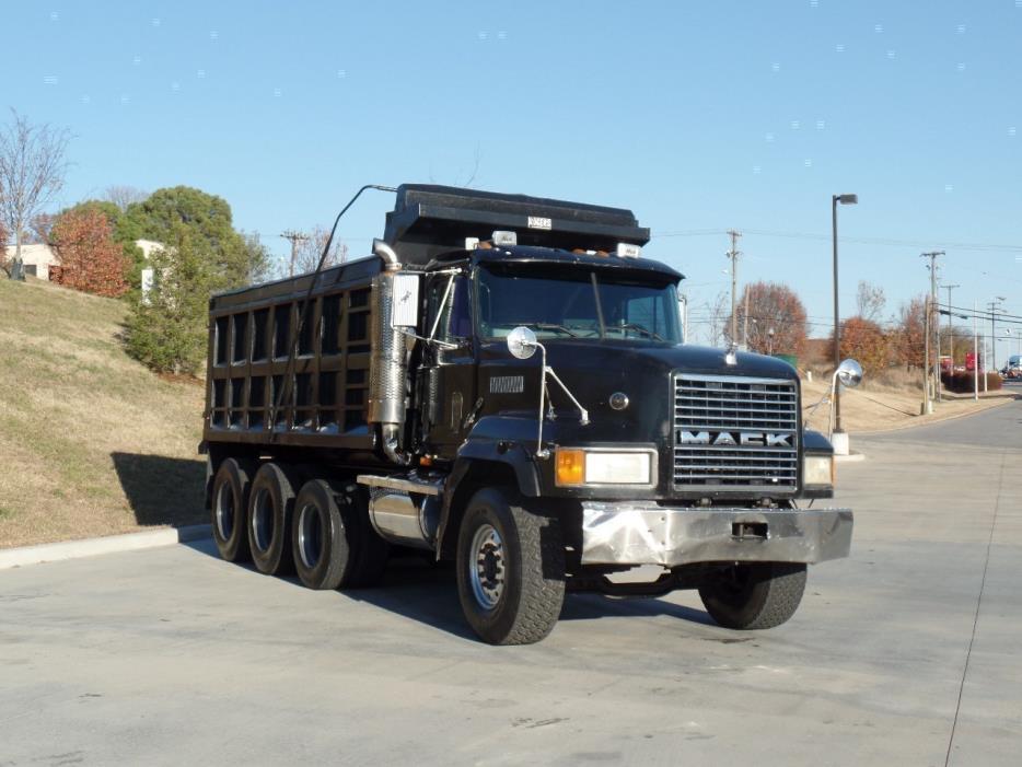 2000 Mack Cl713 Dump Truck