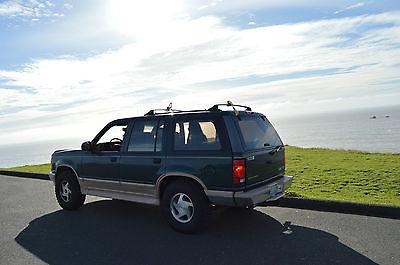 1994 Ford Explorer Eddie Bauer Sport Utility 4-Door 1994 Ford Explorer, Eddie Bauer Edition