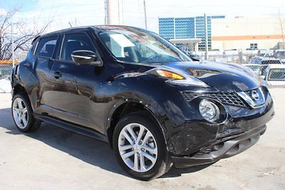 2016 Nissan Juke SV 2016 Nissan Juke SV Salvage Rebuilder Perfect Project Navigation Back Up Cam!!