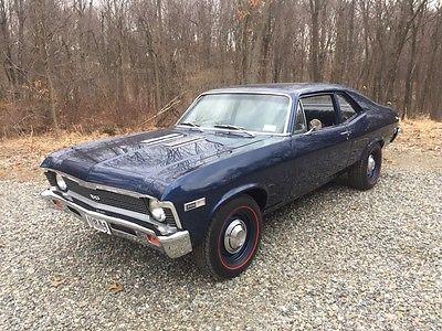 1968 Chevrolet Nova SS 1968 nova