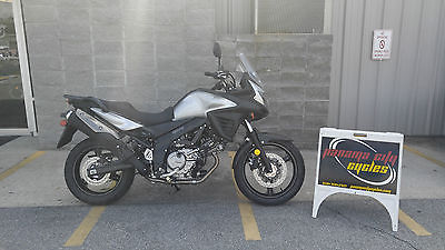 2016 Suzuki V-Strom 650  NEW 2016 Suzuki VStrom 650 ABS DL650 ADV Adventure Touring Huge Discount!