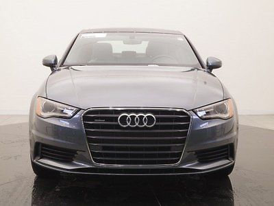 2016 Audi A3 2.0 TFSI Premium Plus quattro 2016 Audi A3, Gray with 5188 Miles available now!, 2