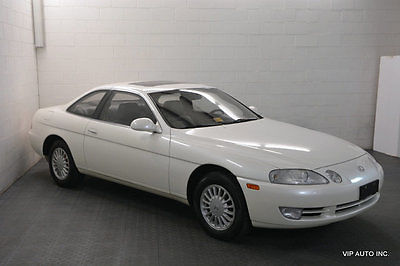 1993 Lexus SC 2dr Coupe Automatic 1993 Lexus SC300 Heated Seats Leather Moonroof Traction Control