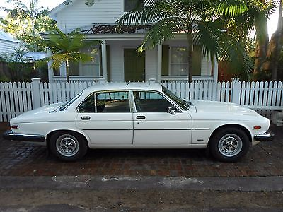 1986 Jaguar XJ6 leather 1986 Jaguar XJ6 Series Three Only 57,000 miles