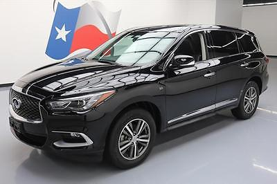 2016 Infiniti QX60 Base Sport Utility 4-Door 2016 INFINITI QX60 PREM SUNROOF HTD SEATS REAR CAM 19K #519413 Texas Direct Auto