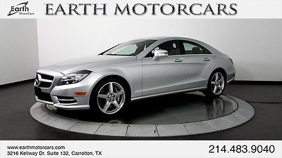 2014 Mercedes-Benz CLS-Class 2014 Mercedes Benz CLS550, CARFAX CERT 1OWNER, NAV, ROOF, DRIVER ASSIST, LOADED!