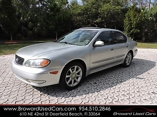 2002 Infiniti I35 Base 4dr Sedan 2002 Infiniti I35 Base 4dr Sedan Automatic 4-Speed FWD V6 3.5L Gasoline