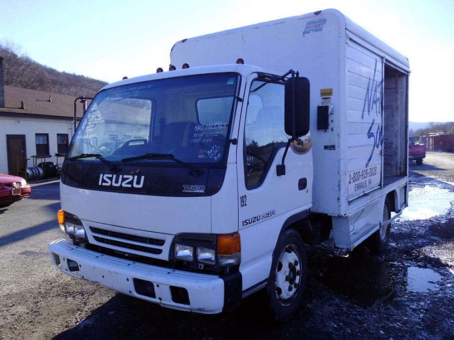 2002 Isuzu Nqr Box Truck - Straight Truck