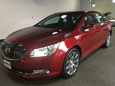 2014 Buick Lacrosse Premium 1 Group 2014 Buick LaCrosse Premium 1 Group 29280 Miles 4D Sedan 3.6L V6 E85 Flex Fuel