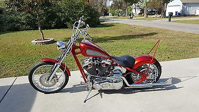 2007 Custom Built Motorcycles Other  2007 Outlaw Custom