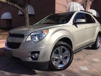 2015 Chevrolet Equinox LT2 2015 Chevrolet Equinox LT /SPORT UTILITY 4dr LT w/2LT