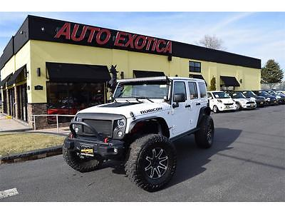 2015 Jeep Wrangler 2015 Jeep Wrangler Unlimited Rubicon CUSTOM LIFTED Automatic 4-Door SUV