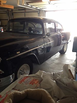 1955 Chevrolet Bel Air/150/210 Chrome Fully Restored 1955 Chevy 2 door with post, new glass all around...