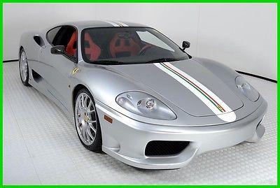 2004 Ferrari 360  2004 FERRARI 350 CHALLENGE STRADALE, 6,150 MILES, FRESH MAJOR SERVICE, LIVERY