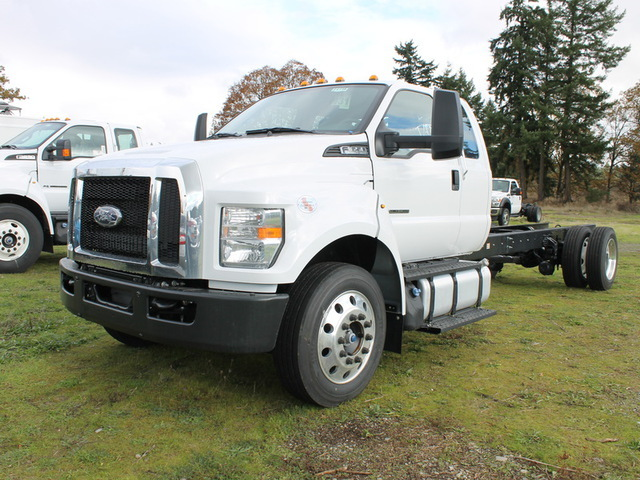 2016 Ford F-650 Cab Chassis