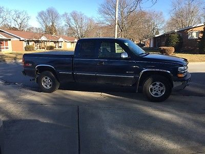 2000 Chevrolet Other Pickups Chevy Sliverado Z71 LT