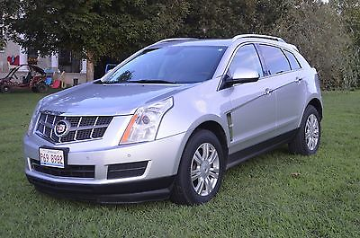 2010 Cadillac SRX 2010 Cadillac SRX 3.0,  GPS, Back Up Camera, Luxury edition